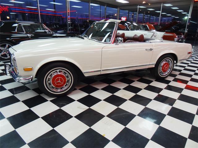 1970 Mercedes-Benz 280SL   955410