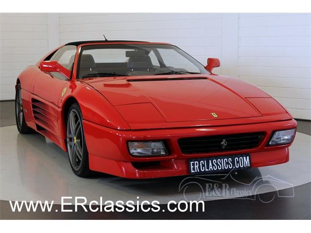 1992 Ferrari 348   955415