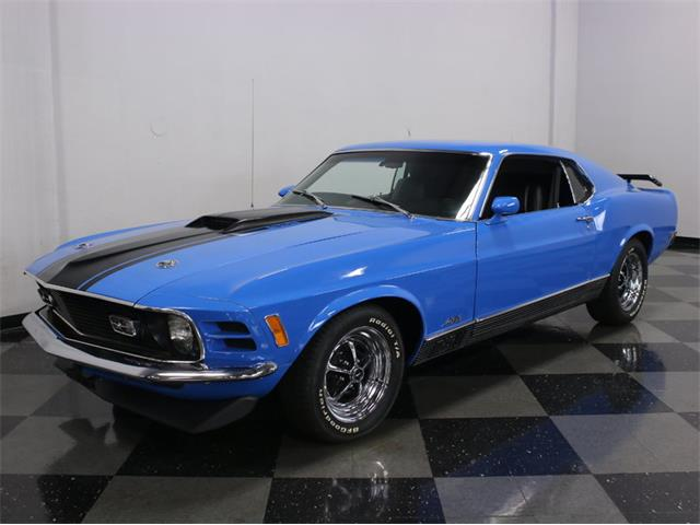 1970 Ford Mustang Mach 1 | 955416