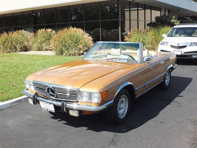 1973 Mercedes-Benz 450SL | 950543