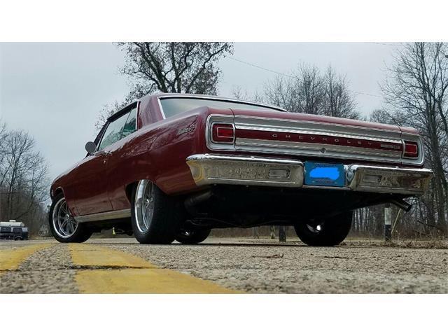 1965 Chevrolet Chevelle Malibu SS | 950544