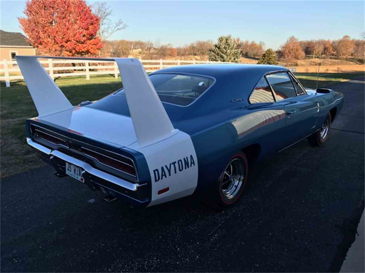 1969 dodge daytona charger for sale cc 955440. Black Bedroom Furniture Sets. Home Design Ideas