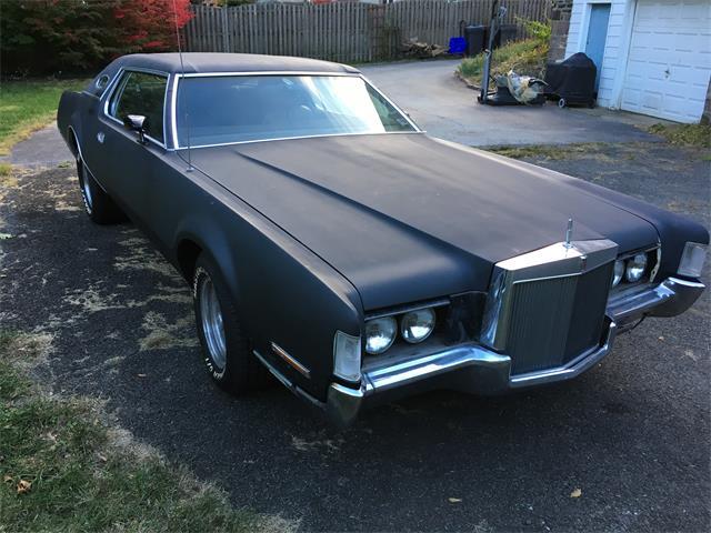 1972 Lincoln Mark IV | 955441