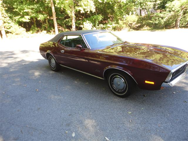 1972 Ford Mustang Grande | 955443