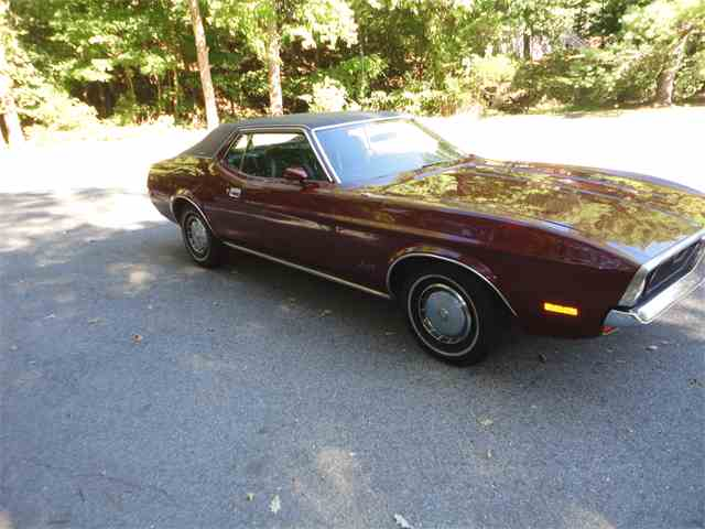 1972 Ford Mustang Grande | 955443