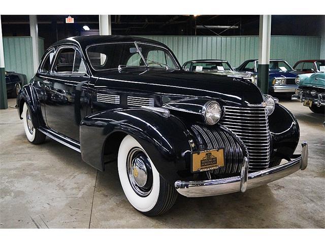 1940 Cadillac Series 62 | 955444