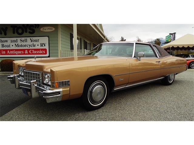 1973 Cadillac Eldorado | 955446