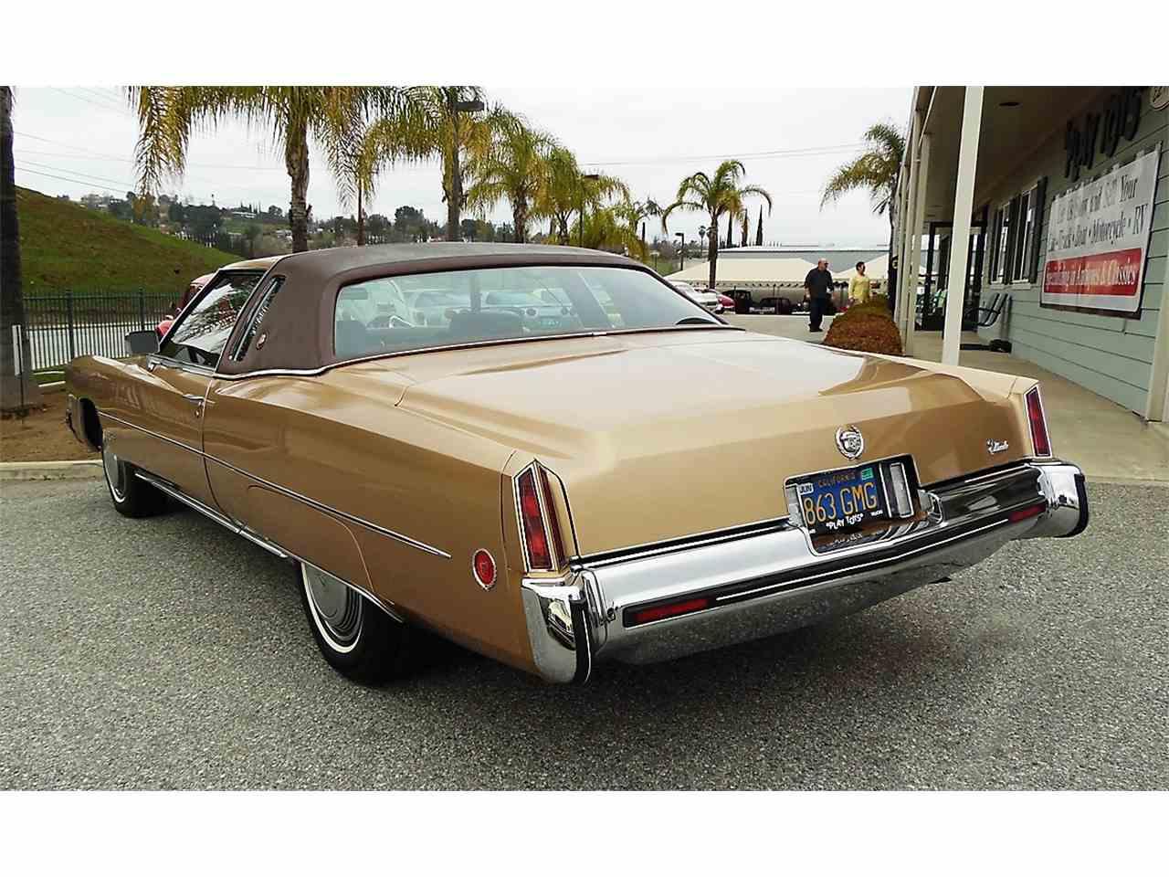 Rebuild Automatic Transmission >> 1973 Cadillac Eldorado for Sale   ClassicCars.com   CC-955446