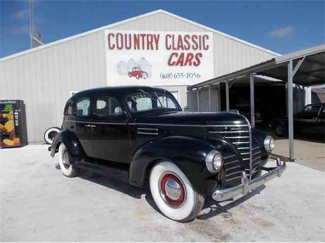 1939 Plymouth 4-Dr Sedan | 955450