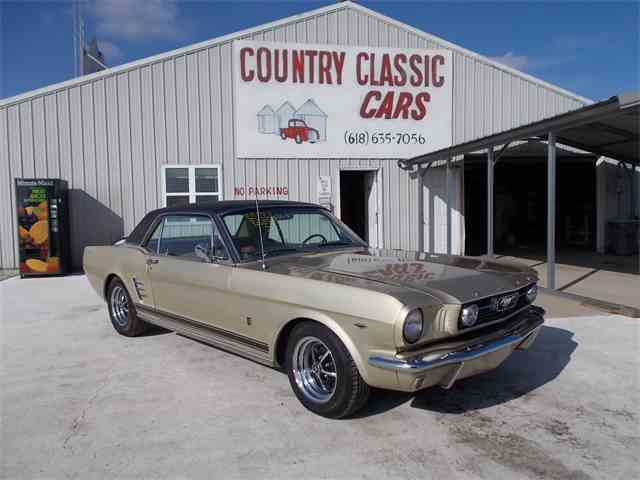 1966 Ford Mustang | 955451