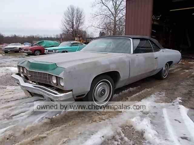 1973 Chevrolet Caprice | 955453