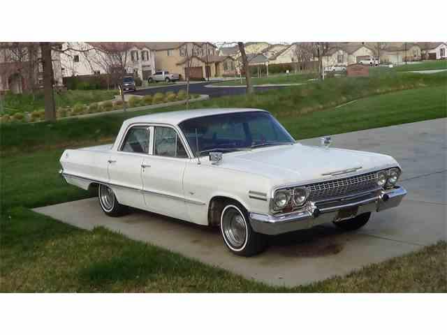 1963 Chevrolet Impala | 955457