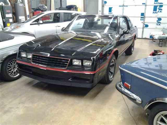 1986 Chevrolet Monte Carlo SS | 955458