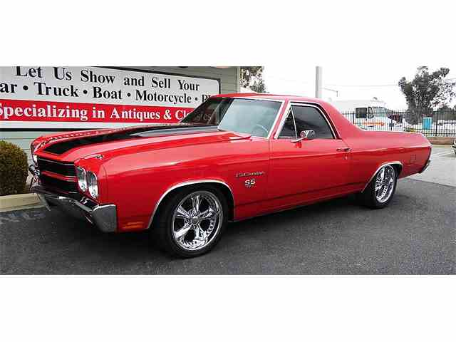 1970 chevrolet el camino for sale on 22 available. Black Bedroom Furniture Sets. Home Design Ideas