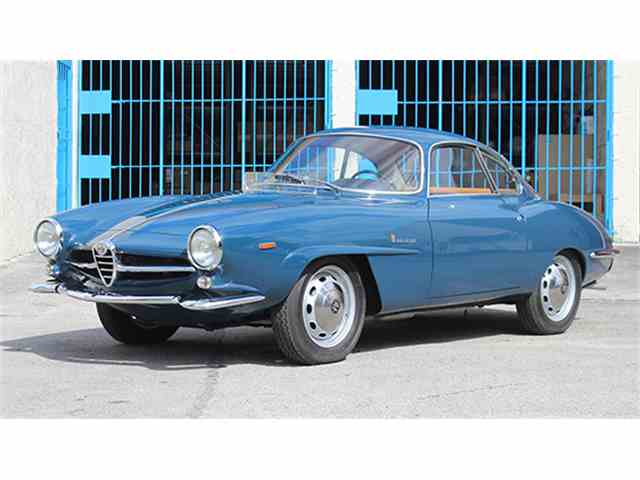 1964 Alfa Romeo Giulia Sprint Speciale | 955475