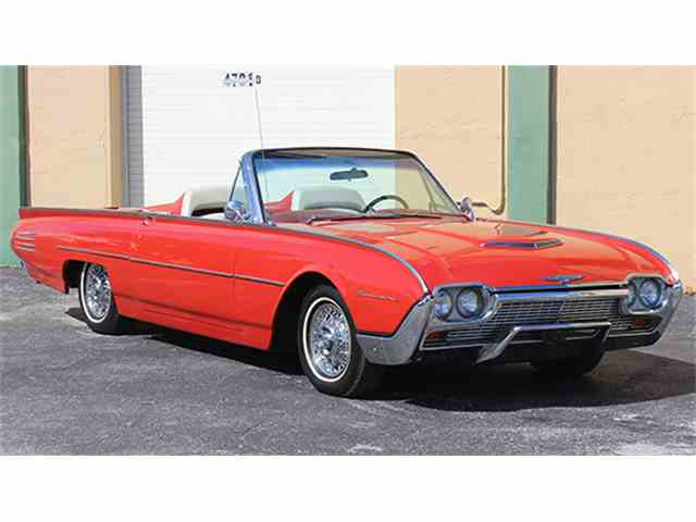 1961 Ford Thunderbird | 955478
