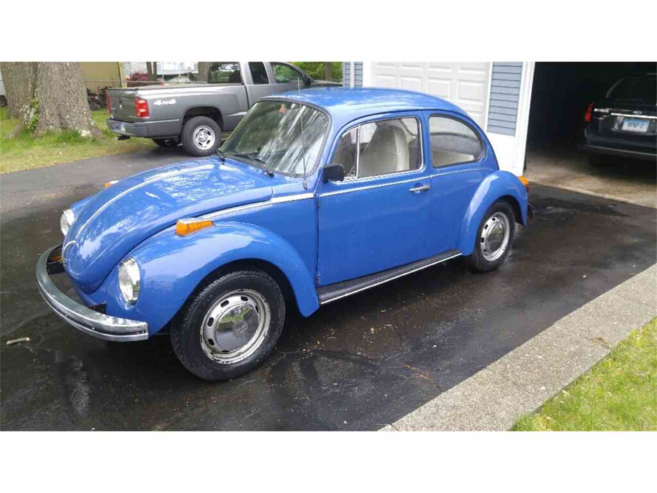 1973 Volkswagen Super Beetle for Sale - CC-950548
