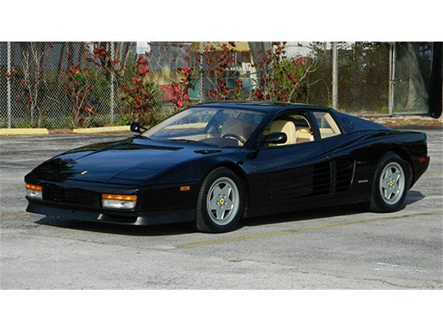 1990 Ferrari Testarossa   955481