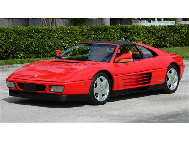 1991 Ferrari 348   955482