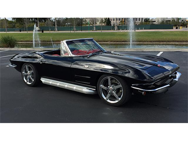 1964 Chevrolet Corvette Restomod Convertible | 955483