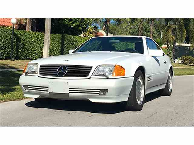 1992 Mercedes-Benz 500SL | 955486