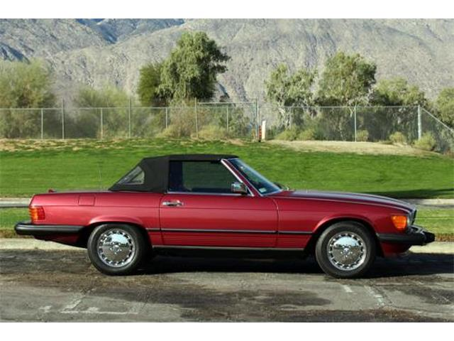 1989 Mercedes-Benz 560SL | 955487