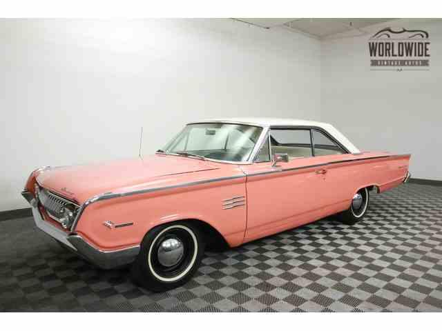 1964 Mercury Montclair   955495