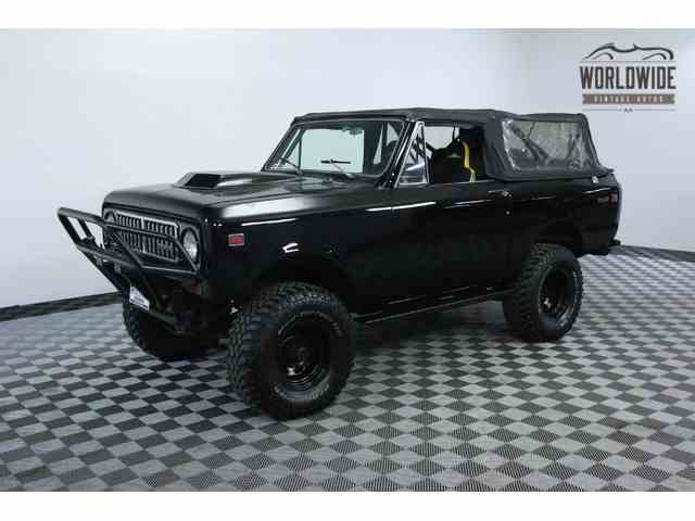1973 International Scout | 955500