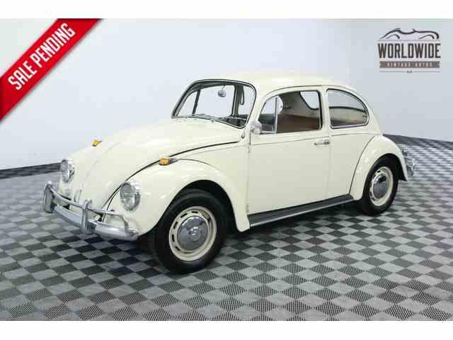 1967 Volkswagen Beetle | 955501