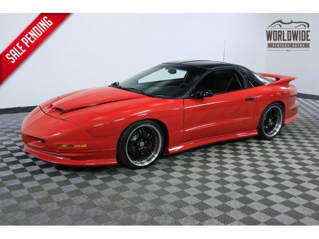 1996 Pontiac Firebird Trans Am | 955503