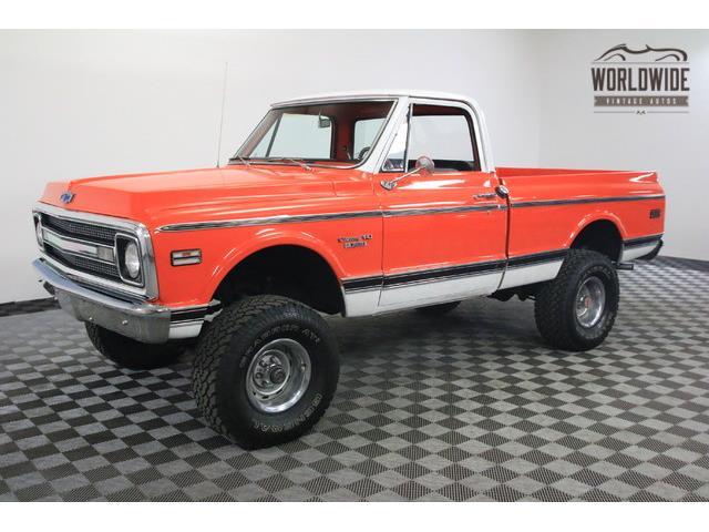 1970 Chevrolet C/K 10 | 955504