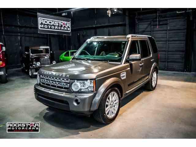 2011 Land Rover LR4 | 955513