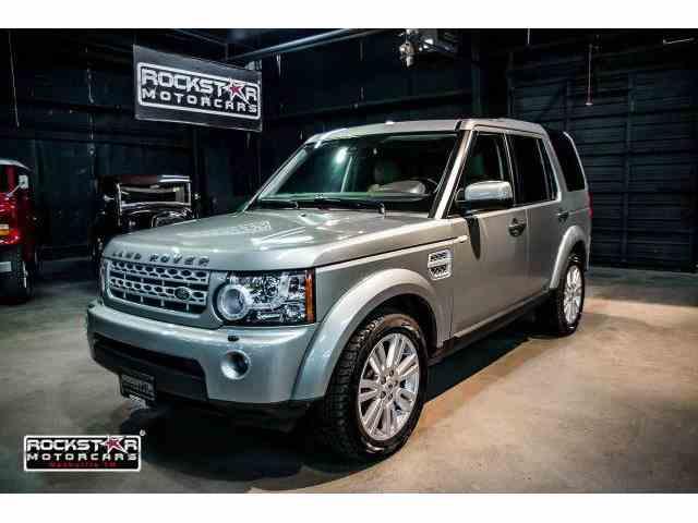 2011 Land Rover LR4 | 955514
