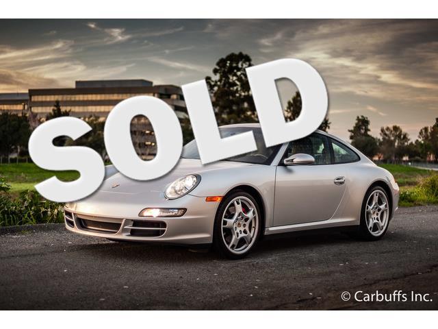 2007 Porsche 911 | 955517