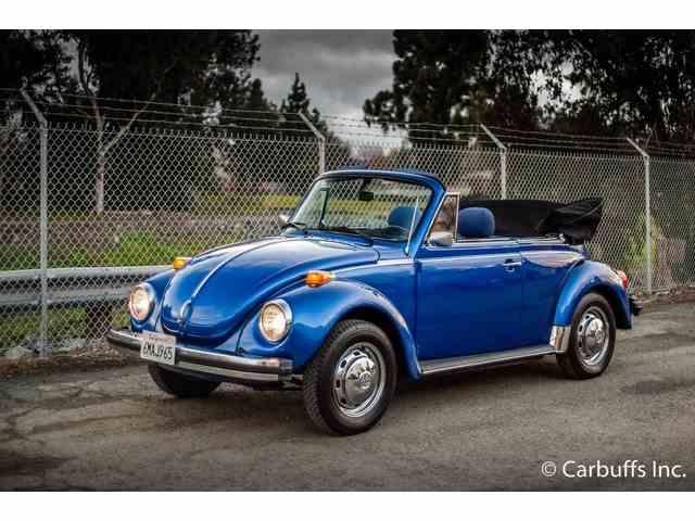 1978 Volkswagen Beetle | 955518