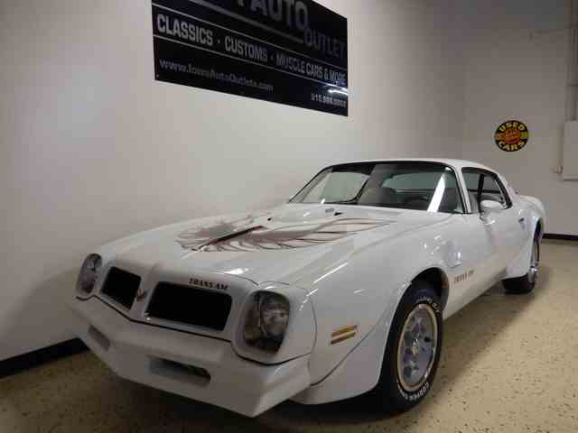1976 Pontiac Firebird Trans Am | 955521