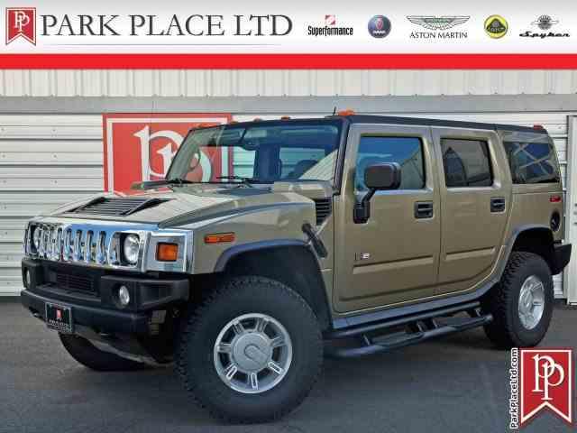 2005 Hummer H2 | 955540