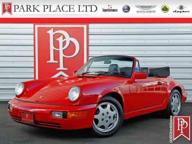 1991 Porsche 911 | 955541