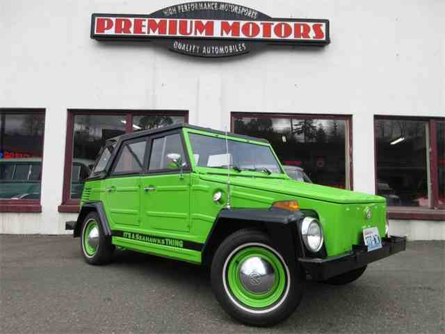 1974 Volkswagen Thing | 955542