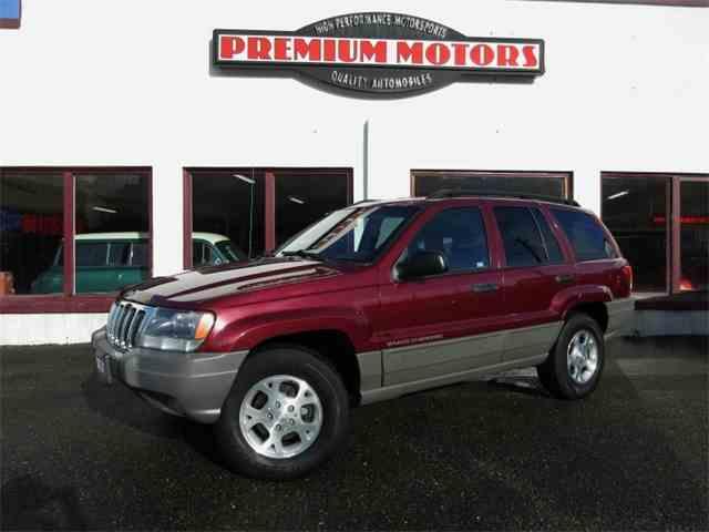 2002 Jeep Grand Cherokee   955543