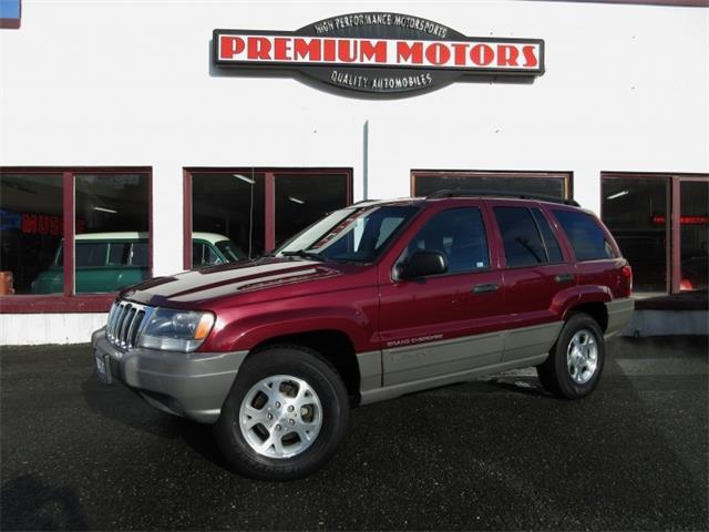2002 Jeep Grand Cherokee | 955543