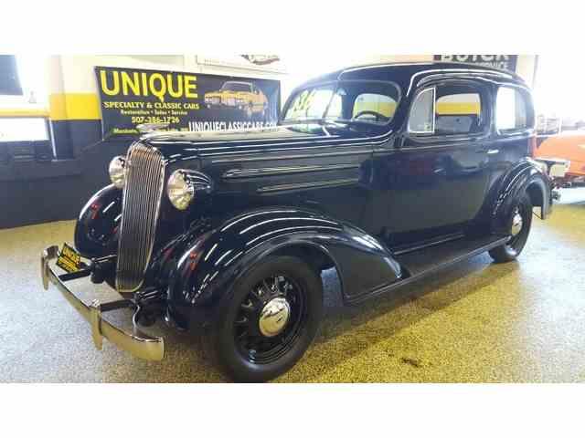 1936 Chevrolet 2-Dr Sedan | 955545