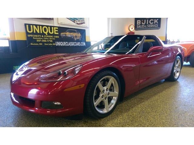2005 Chevrolet Corvette   955546