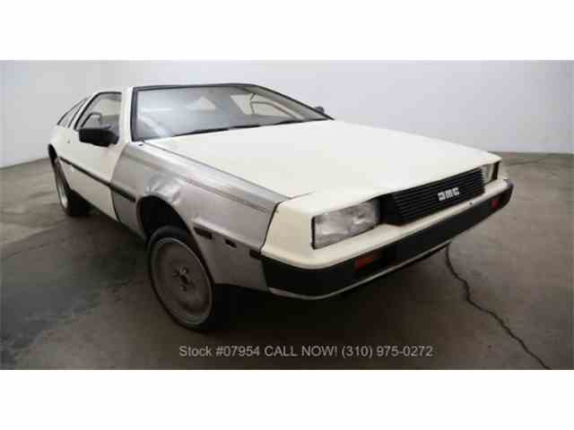 1981 DeLorean DMC-12 | 955552