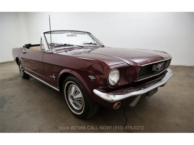 1966 Ford Mustang | 955554