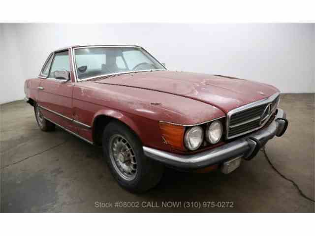 1972 Mercedes-Benz 450SL | 955555