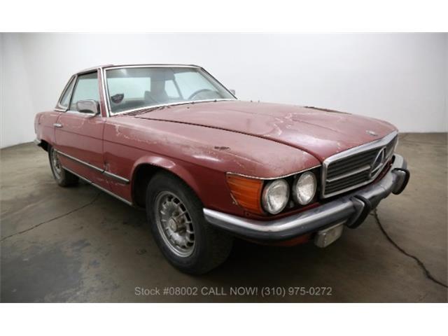 1972 Mercedes-Benz 450SL | 955555