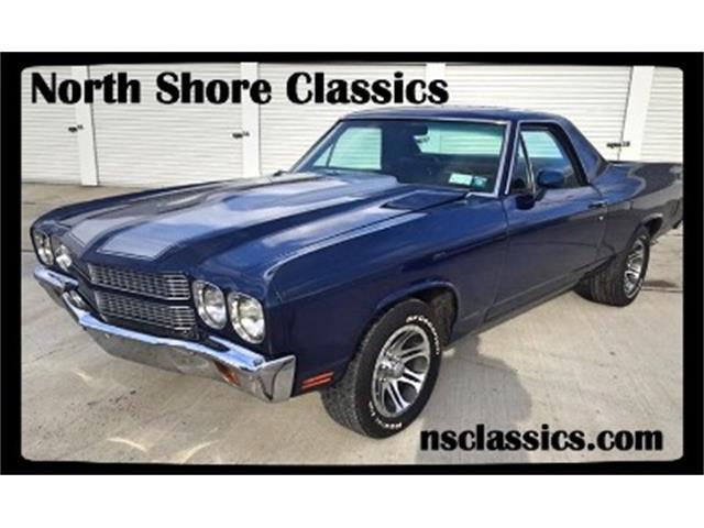 1970 Chevrolet El Camino   955558