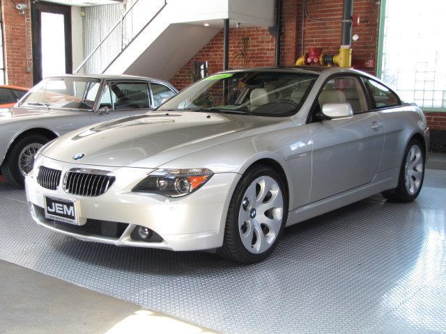 2005 BMW 6 Series   955563