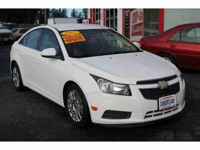 2012 Chevrolet Cruze | 955566